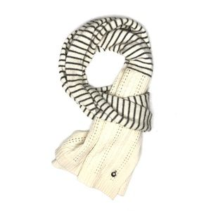 Woolrich Wool Cashmere Scarf Striped New Gift Idea